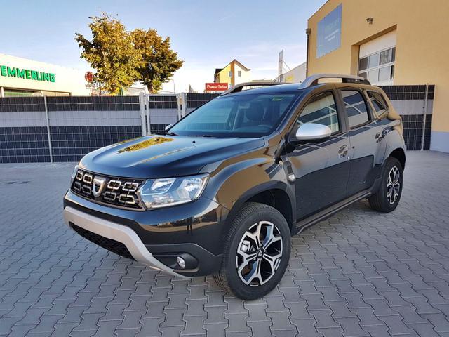 Vorlauffahrzeug Dacia Duster - Prestige Navi Kamera 17 Zoll Totwinkel-Assistent