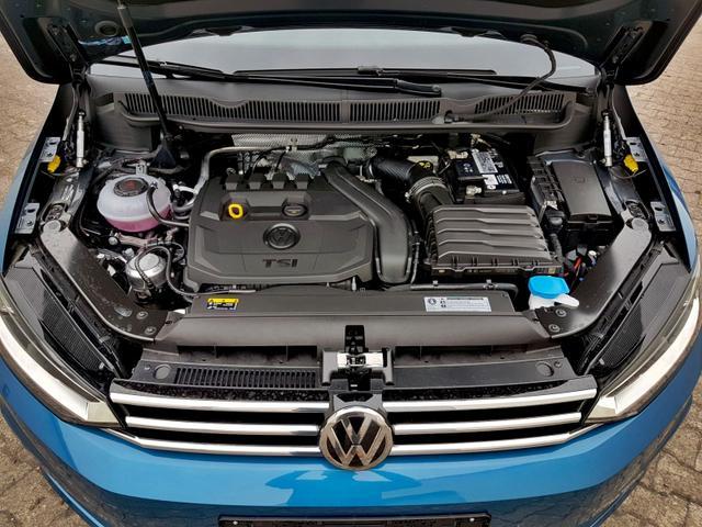 Volkswagen / Touran / Blau / Comfortline  /  /