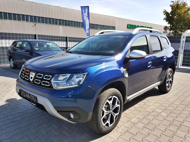 Vorlauffahrzeug Dacia Duster - Celebration Navi PDC