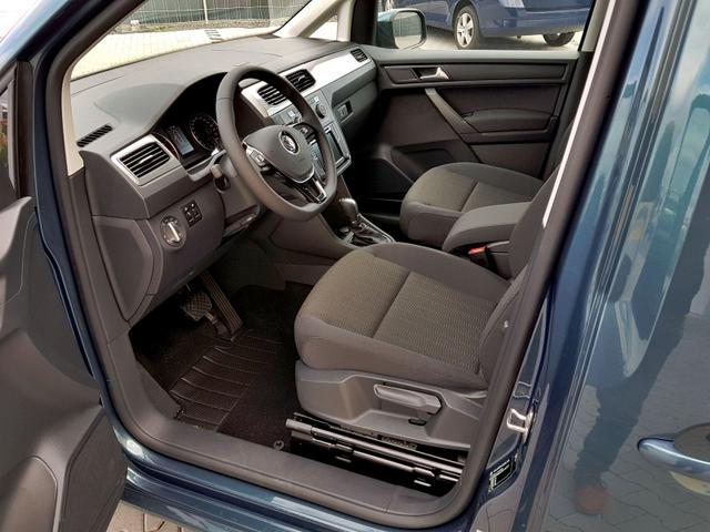 Volkswagen / Caddy / Grün / Comfortline  /  /