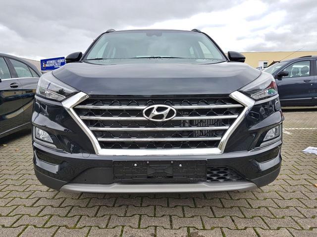 Hyundai / Tucson / Schwarz / Premium /  /