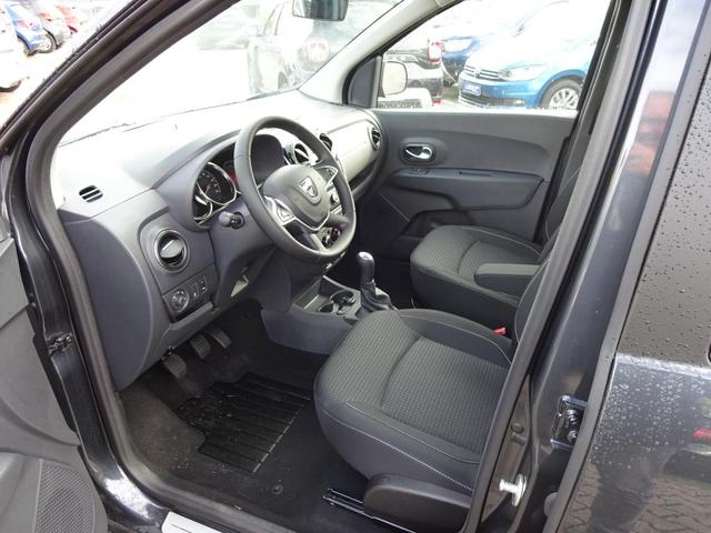 Dacia Lodgy Comfort 7-Sitzer Navi SHZ PDC Kamera GRA