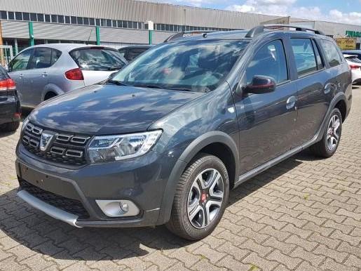 Dacia Logan MCV - Access Dachreling Tagfahrlicht - Bestellfahrzeug frei konfigurierbar