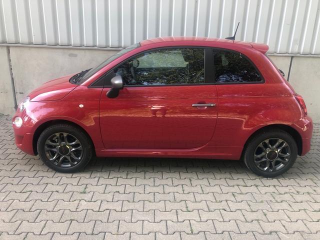 Vorlauffahrzeug Fiat 500 -   Parksensoren, Leichtmetallfelgen, Tempomat, Klima