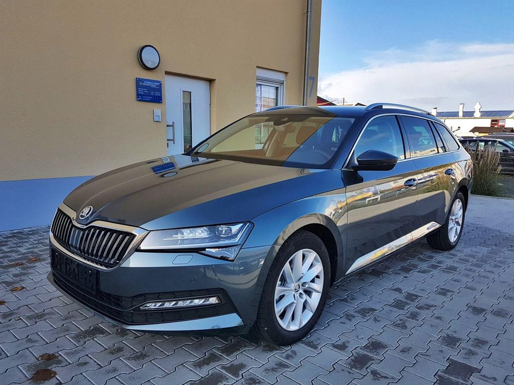 Skoda / Superb / Grau / Ambition  /  /