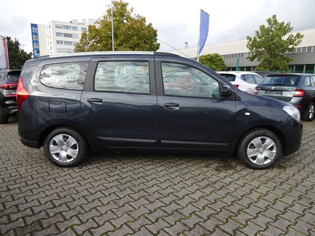 Dacia Lodgy - Stepway 7-Sitzer PDC Klima Komfort-Paket Lederlenkrad Bestellfahrzeug frei konfigurierbar