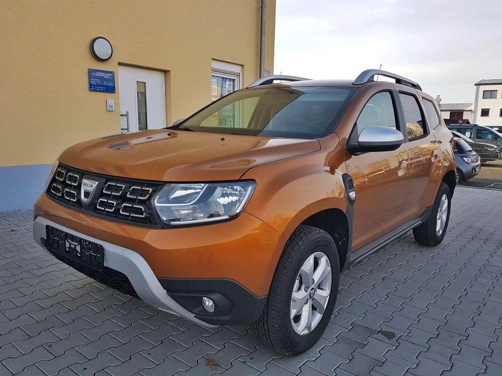 Dacia / Duster / Orange / Comfort  /  /