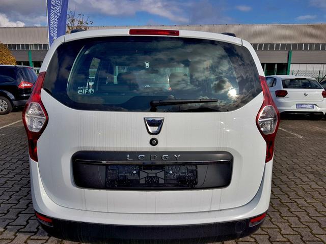 Dacia / Lodgy / Weiß / Laureate /  /