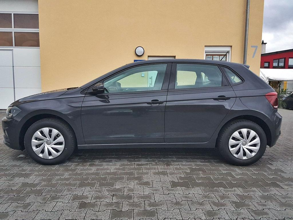 Volkswagen / Polo / Grau / Comfortline  /  /