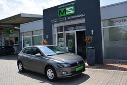 Volkswagen Polo      Comfortline 1.0 TSI/ Klima/ Tempomat/ Front-Assist ! USB/ Berganfahrhilfe/ NSW/ Bluetooth