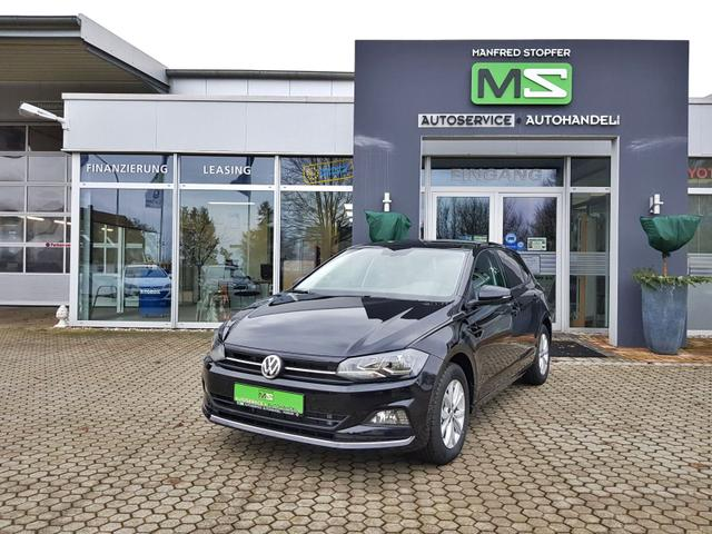 Volkswagen Polo - Highline 1,0 TSI OPF (EURO 6d-TEMP) CLIMATRONIC/ACC/ALU/SHZ/PDC V H/BLUETOOTH/WINTERPAKET