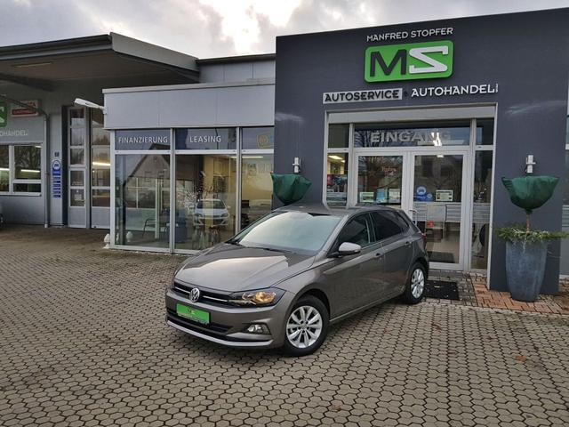 Volkswagen Polo - 1,0 TSI Highline OPF (EURO 6d-TEMP) CLIMATRONIC/ACC/ALU/SHZ/PDC V H/BLUETOOTH/WINTERPAKET