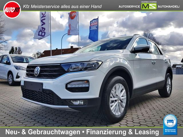 Volkswagen T-Roc - Style 1,0 TSI 85 kW - CLIMATRONIC-PDC VO HI WINTERPAKET-ACC-AppConnect-Composition Media