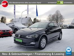 Volkswagen Polo      Highline 1,0 TSI OPF (EURO 6d-TEMP) CLIMATRONIC/ACC/ALU/SHZ/PDC V H/BLUETOOTH/WINTERPAKET