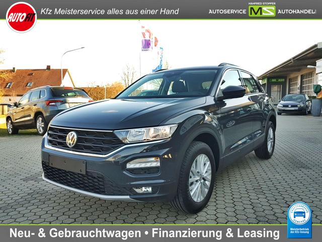 Volkswagen T-Roc - Style 1,0 TSI 85 kW - -CLIMATRONIC-PDC VO   HI WINTERPAKET-ACC-AppConnect-Composition Media