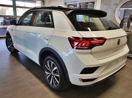 Volkswagen / T-Roc / Weiß / Style  R-Line  /  / R-Line, Style, NAVI, ACC