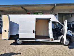 Fiat / Ducato / Weiß / Ducato L5H3 Maxi /  / Multilenkrad, Klima, NAVI