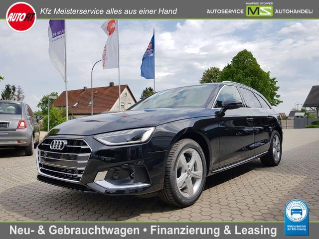 Audi A4 Avant - 40 TFSI advanced S-Tronic /MMI-NAVI PLUS / LED SHZ SPORTSITZE ALU DRIVE SELECT