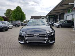Audi / A4 Avant / Schwarz / Advanced /  / Stronic, NAVI