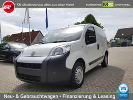 Fiat Fiorino      Basis Kasten Kasten1,3 Ltr. - 55 kW 16V JTD KAT- SCHIEBETÜR-AHK-ZV-CD-WINTERRÄDER