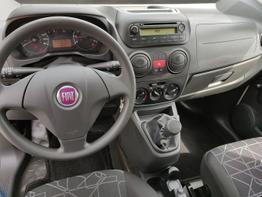 Fiat / Fiorino / Weiß / Basis  /  / Radio, AHK