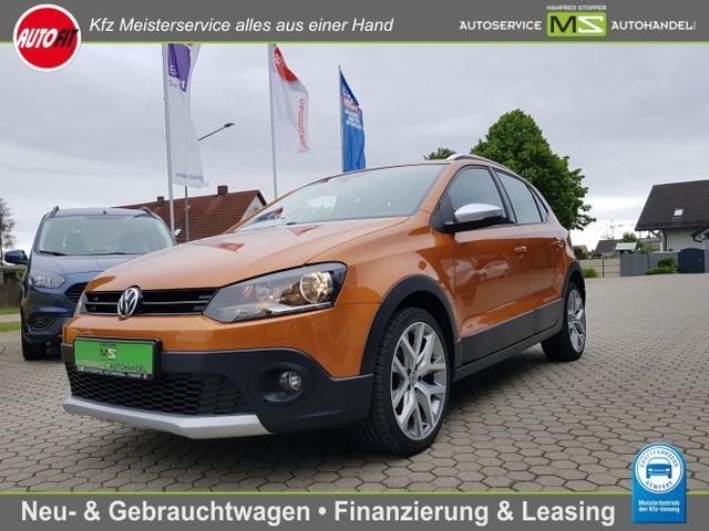Volkswagen Polo - Cross BMT/ Klimaautomatik/Sportsitze/ Multilenkrad/ Winter-Paket/PDC/Alufelgen 17-Zoll/Compostion Media