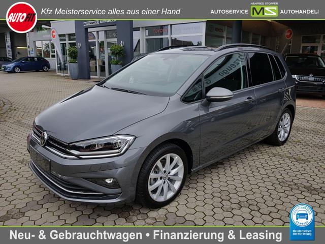 Volkswagen Golf Sportsvan - Comfortline BMT/Start-Stopp 1.5 TSI COMFORTLINE- NAVI /ANHÄNGEKUPPLUNG ! LED-KURVENLICHT / 17-ZOLL/ 4-J. GARANTIE