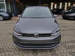 Volkswagen / Golf Sportsvan / Grau / Comfortline  /  / ALU 17 Zoll, Anhängerkupplung  ,ACC