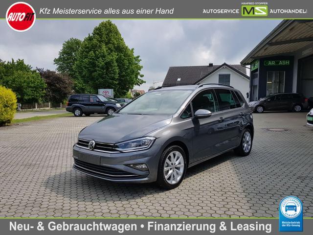 Volkswagen Golf Sportsvan - Comfortline 1,5 Ltr. - 96 kW 16V TSI ACT-NAVIGATION-LED-ACC-ALU 17