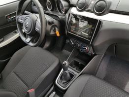 Suzuki / Swift / Weiß / Comfort  /  / Allrad, Kamera, Sitzheizung,