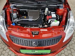 Suzuki / Swift / Orange / Club  /  / Klimaautomatik , AHK  ,PDC,ALU