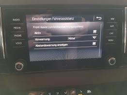 Skoda / Karoq / Grau / Ambition Plus  /  / Klimaautomatik, ALU, NAVI