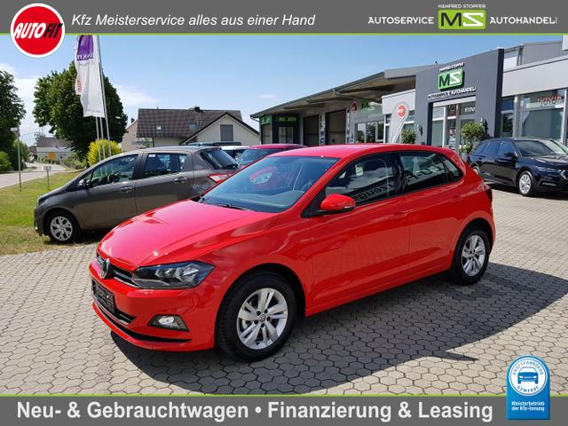 Volkswagen Polo - Comfortline 1.0 TSI 70 kW-OPF-Klima-Winterpaket-AppConnect-Composition Media-Alu-PDC