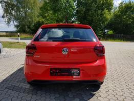 Volkswagen / Polo / Rot / Comfortline  /  / ACC  ALU