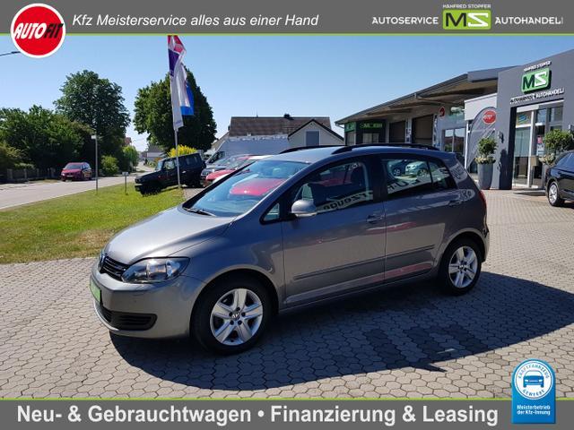 Volkswagen Golf Plus - Comfortline 1.4 TSI - 90 kW- CLIMATRONIC 2 ZONEN-AHK-PDC VORNE HINTEN