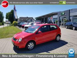 Volkswagen Polo      Highline 1.4 FSI - 63 kW Klimaautomatik/CD/Sport-Fahrwerk/ZV