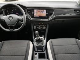 Volkswagen / T-Roc / Grau / Sport / Indiumgrau / Navi,Active Info,Klima,PDC,Winterpaket