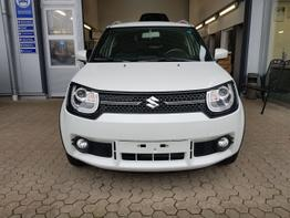 Suzuki / Ignis / Weiß / Comfort  /  / Klima, Multilenkrad, ZV,