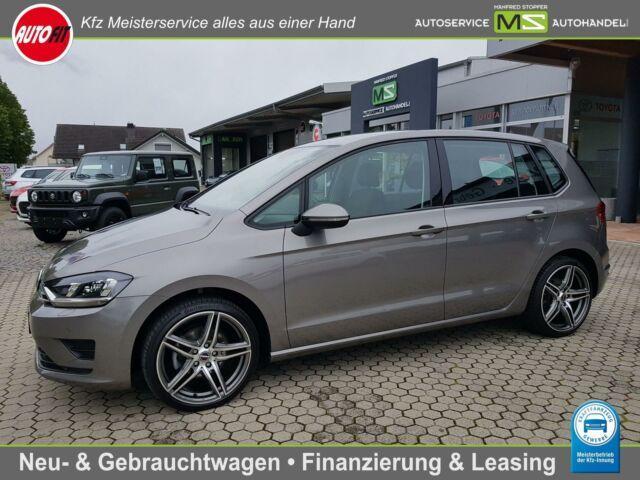 Volkswagen Golf Sportsvan - Comfortline 1.4 TSI - 92 kW-KLIMAAUTOMATIK-BI XENON-NAVI DISCOVER MEDIA-TEMPOMAT-ALU-AUS 1.HAND