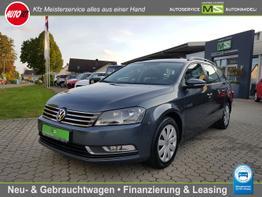 Volkswagen Passat Variant      Trendline BlueMotion 2.0 TDI DSG AUTOMATIK ! KLIMA-AHK SCHWENKBAR-NAVI-WINTERPAKET-BEIFAHRERLEHNE KLAPPBAR-1A