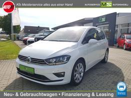 Volkswagen Golf Sportsvan      Highline BMT/Start-Stopp 1.4 TSI 16V-CLIMATRONIC-BI XENON-MULTIFUNKTIONSLENKRAD-PDC VORNE HINTEN-ALCANTARA-AUDIOSYSTEM-WINTERPAKET