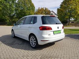 Volkswagen / Golf Sportsvan / Weiß / Golf VII /  /