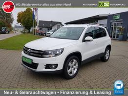 "Volkswagen Tiguan      Sport & Style BMT 2.0 TDI-BMT-PDC -CLIMATRONIC 2-ZONEN--SHZ-PARKLENKASSISTENT-ALU 17""-BEIFAHRERSITZ UMKLAPPBAR-RCD 310"