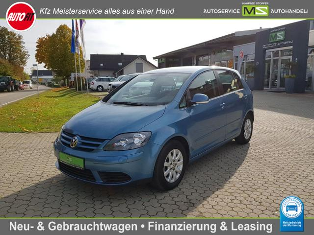 Volkswagen Golf Plus - Comfortline 1.6 FSI - AHK ABNEHMBAR-KLIMAAUTOMATIK-PDC-RADIO CD-ALU-ZV