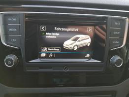 Volkswagen / Golf Sportsvan / Weiß / Highline BMT/Start-Stopp /  / Bi-Xenon, Climatronic, Touchscreen, Teilalcantara, Winter-Paket