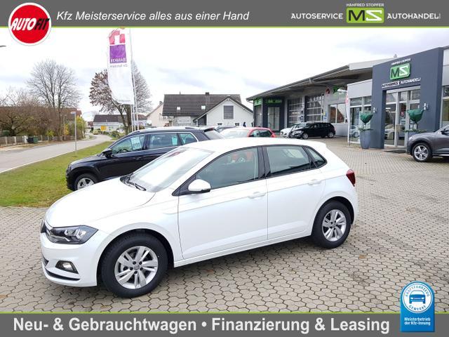 Volkswagen Polo - Comfortline 1.0 TSI OPF-KLIMA-ALUFELGEN-MULTILENKRAD-BLUETOOTH-COMPOSITION MEDIA-MIRROR LINK