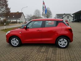 Suzuki / Swift / Rot / Club  /  / Klima, CD,Bluetooth
