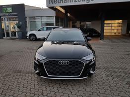 Audi / A3 Sportback / Schwarz / S Tronic  /  / Sportback, DAB+,MMI NAVI