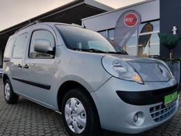Renault / Kangoo / Silber / Family /  / Klima, ZV,Audio CD