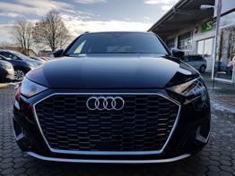 Audi / A3 Sportback / Schwarz /  /  / Klimaautomatik  Virtuelles Cockpit, LED  ,NAVIGATION,
